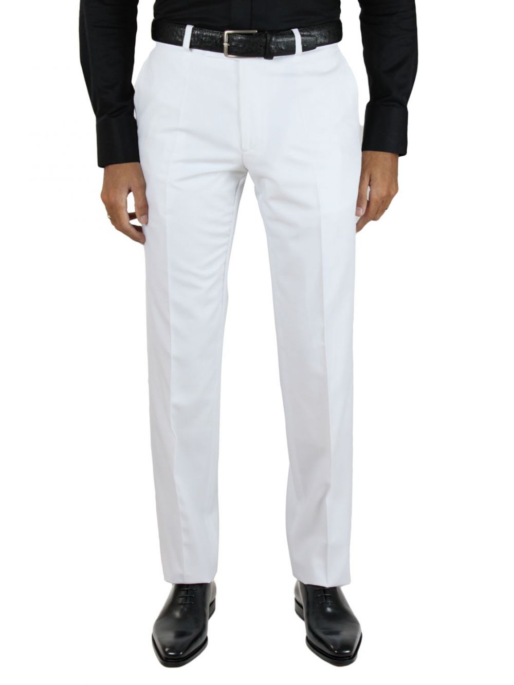 Pantalon blanc pas cher kebello com - Pantalon peintre blanc pas cher ...