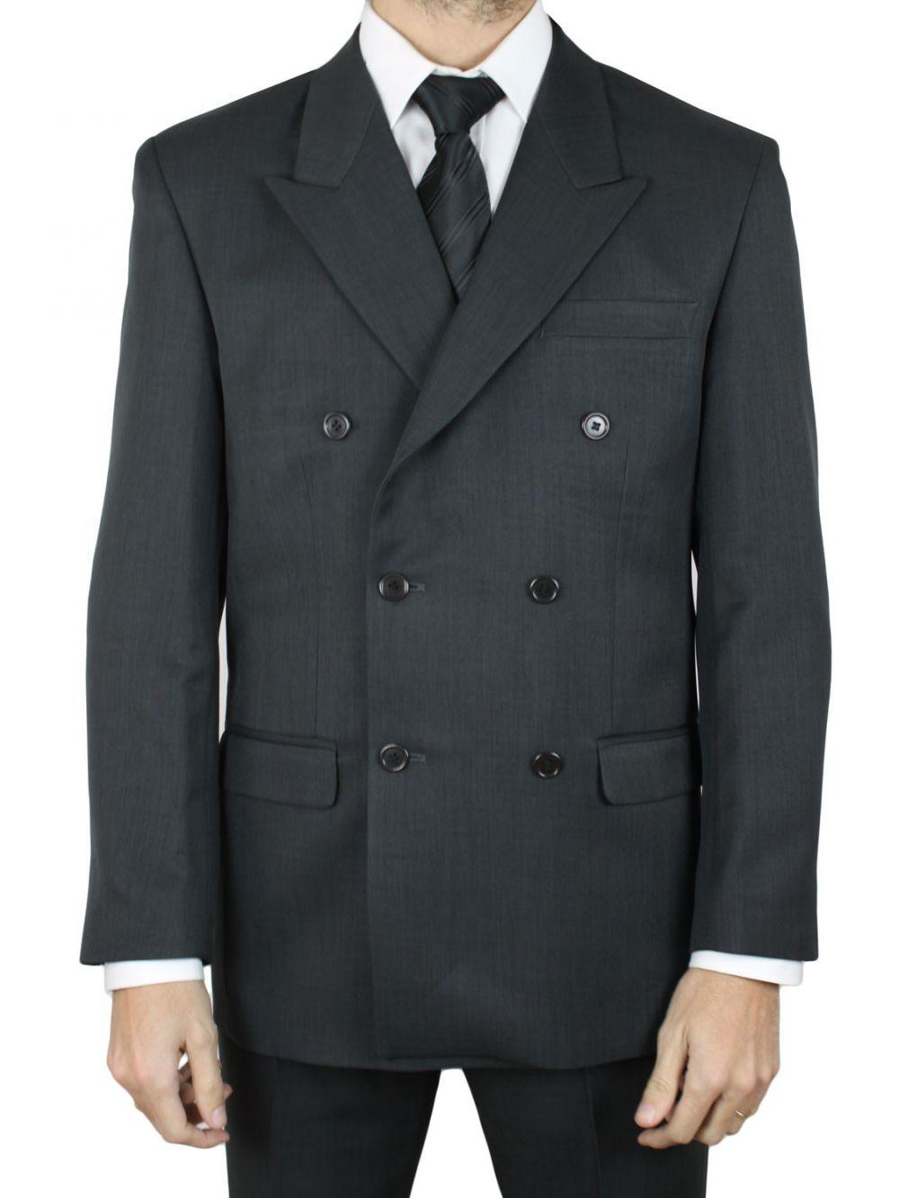 costume gris anthracite crois pas cher costume homme. Black Bedroom Furniture Sets. Home Design Ideas