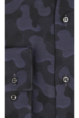 Chemise Pierre Clarence camouflage