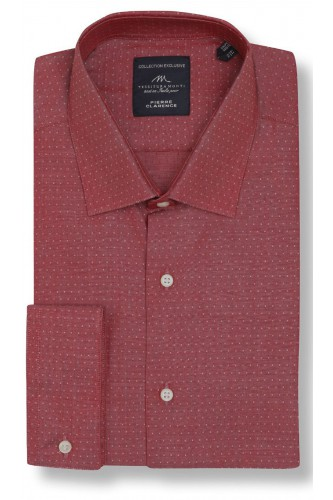 Chemise Pierre Clarence points
