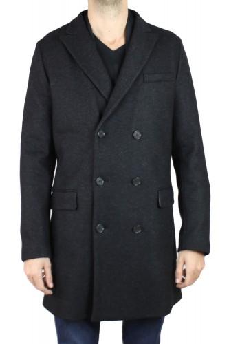 Manteau croisé Mr. Rick Tailor rayé