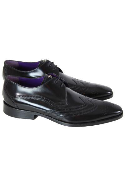 chaussure en cuir melvin hamilton elvis 10 achat et vente. Black Bedroom Furniture Sets. Home Design Ideas
