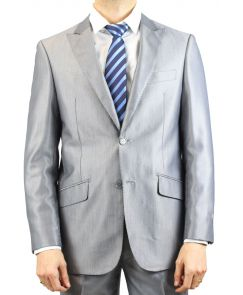 costume homme 08208 gris - Pierre Cardin Costume Mariage