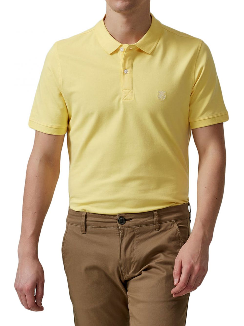Polo Selected Aro