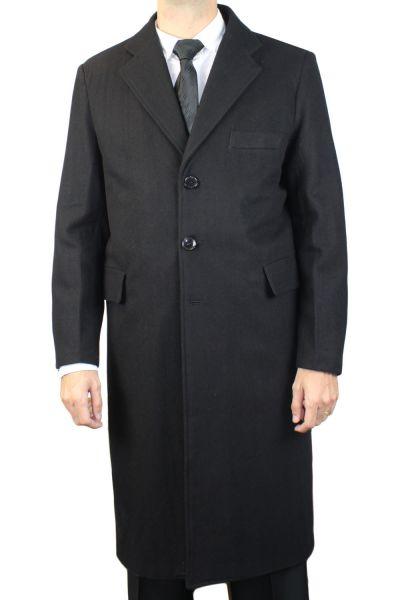 manteau long noir pour homme pas cher kebello com. Black Bedroom Furniture Sets. Home Design Ideas