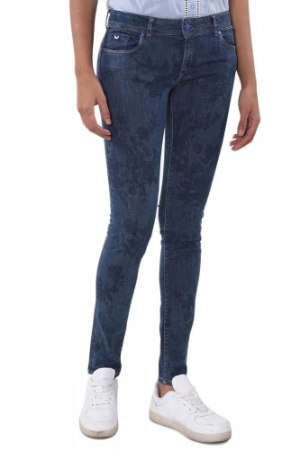 Jeans taille bass slim fit