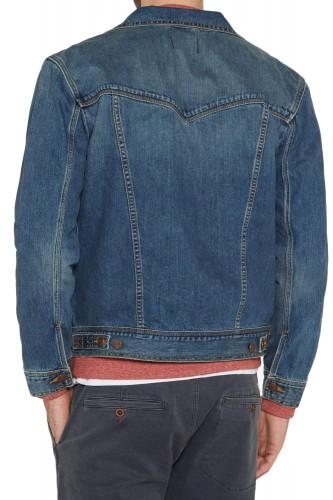 Blouson en jeans Wrangler Regular Midstone