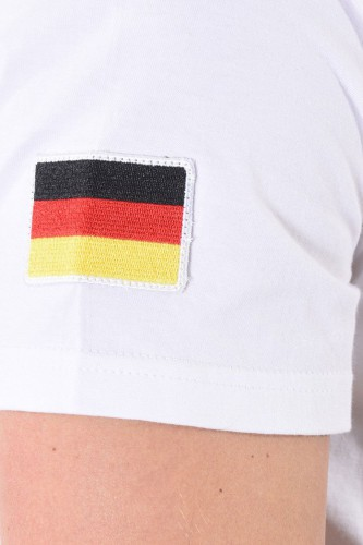 T-Shirt manches courtes col rond ALLEMAGNE
