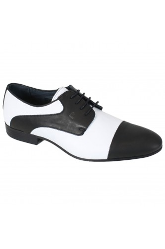 Derbies en cuir Duso