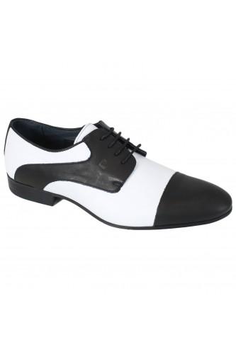 Chaussures Pierre Cardin en cuir Duso