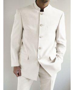 acheter un costume blanc pour homme pas cher en ligne