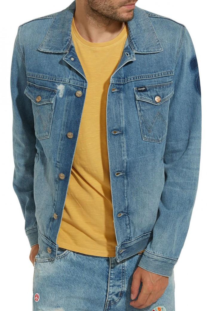 Blouson en jeans Wrangler Retro Chic