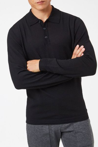 Pull col polo pour homme pas cher - Kebello fd76959aa2bb