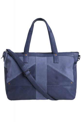 Sac en cuir Small Totally Royal