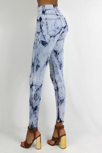 Jeans Slim javel