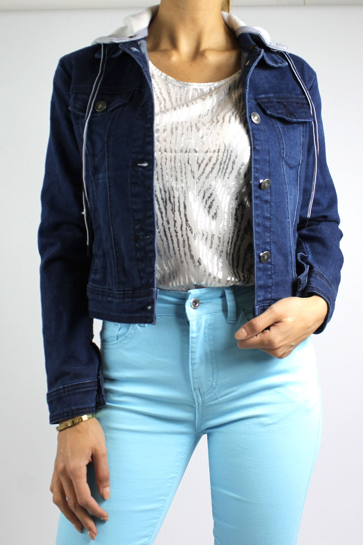 Blouson en jeans