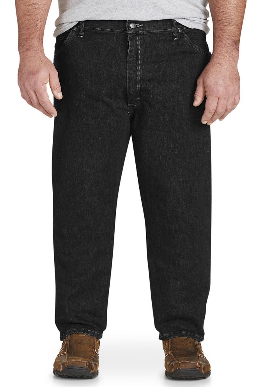 jeans grandes tailles couleur noir