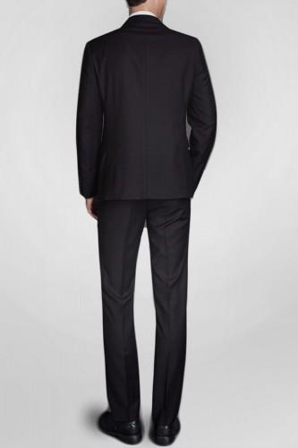 Veste noir coupe slim