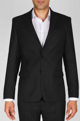 Costume coupe classique noir