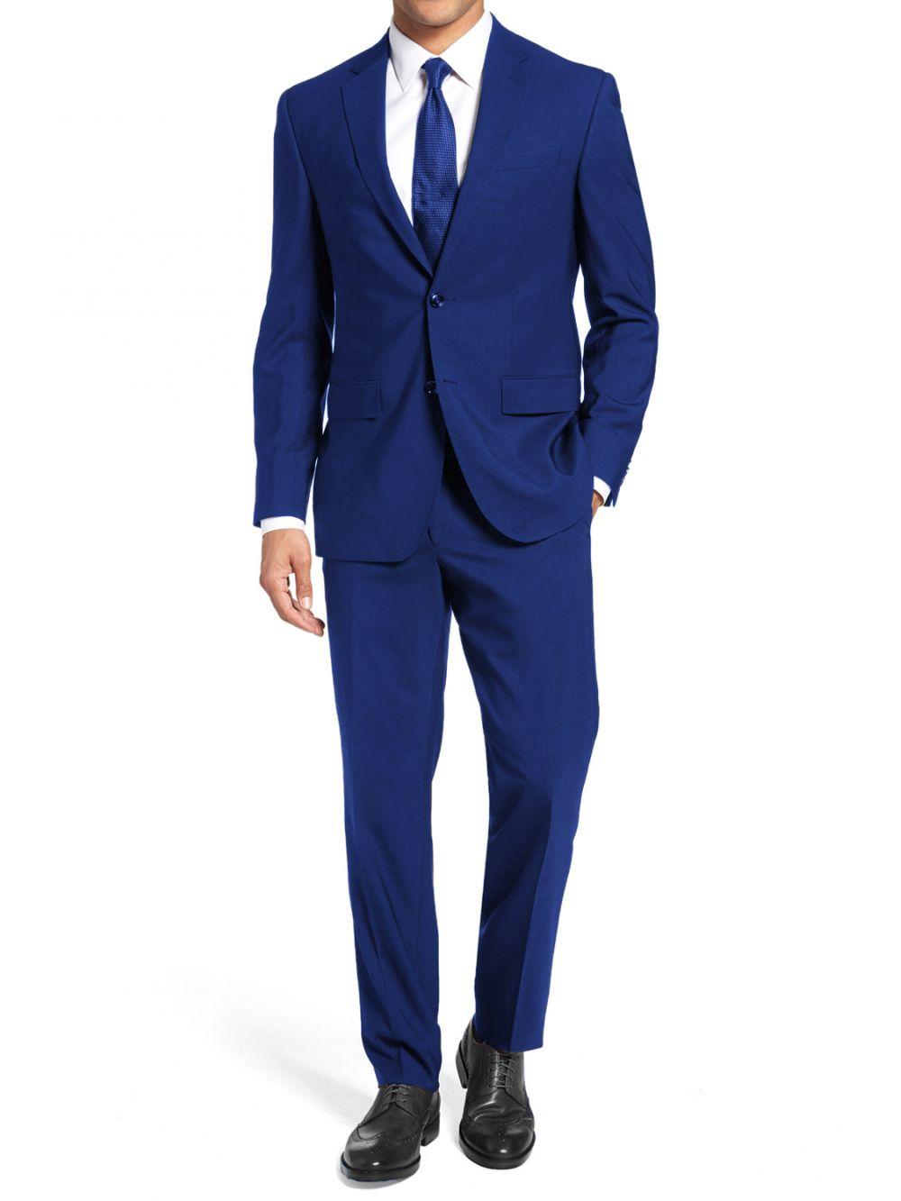Costume Fil à Fil bleu