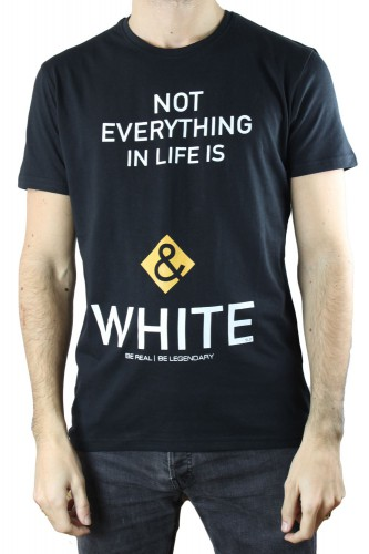T-Shirt avec print