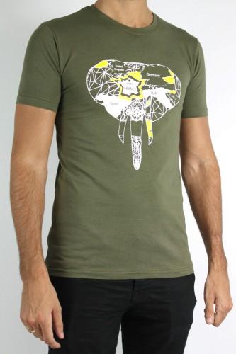 T-Shirt kaki modèle 101