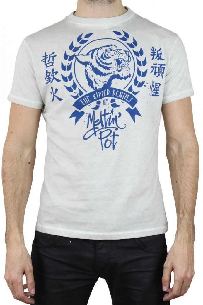 T-Shirt Meltin Pot Alonso02