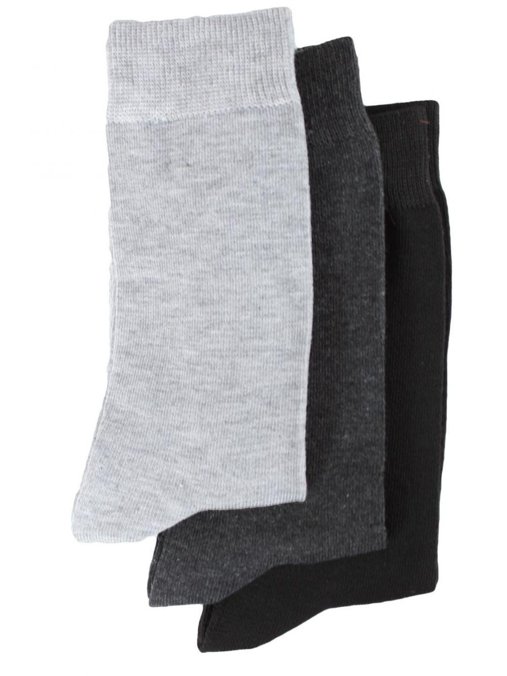 Pack 3 Chaussettes en coton