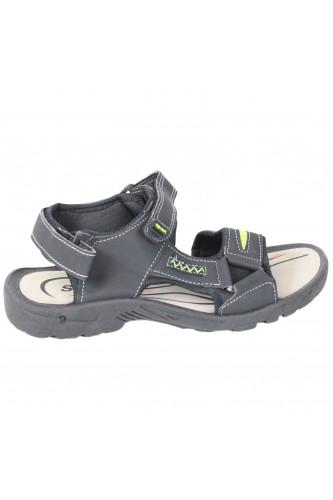 Sandales à scratch