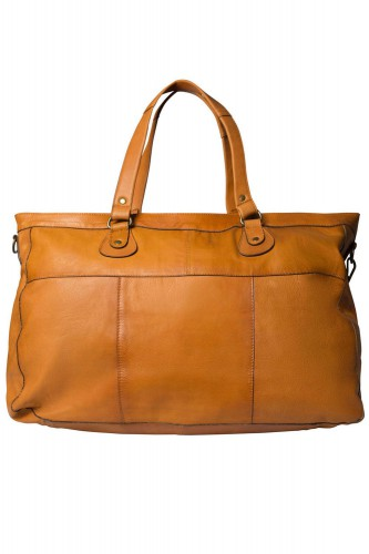 Sac en cuir Pieces Totally Royal