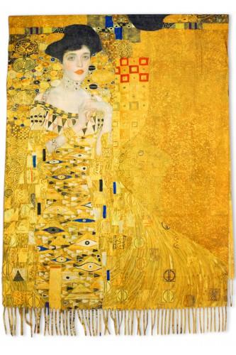 """Echarpe """"Le baiser"""" Klimt"""