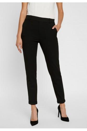 Pantalon droit, longueur 34