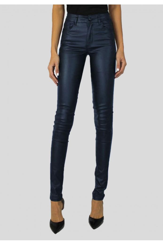 Jeans similicuir