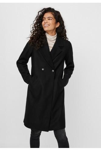 Manteau croisé