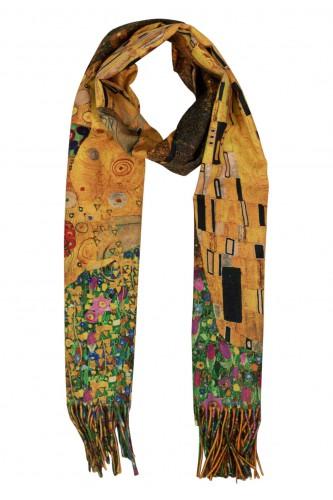 Echarpe Klimt