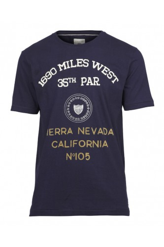 T-Shirt Selected California