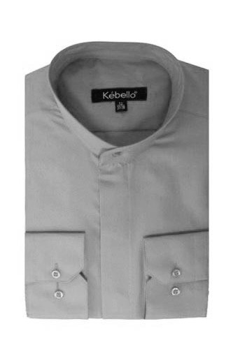 Chemise Homme Col Mao