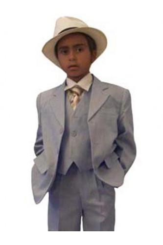 Costume Enfant Gris Bleu